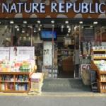 NATURE REPUBLIC 南大門店(ソウル)