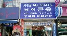 ALL SEASON EEL SKIN(ソウル)