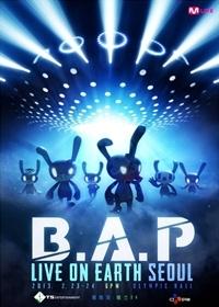 B.A.P(ビーエイピー)-LIVE ON EARTH SEOUL-