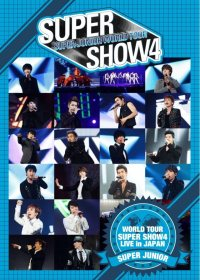 SUPER JUNIOR WORLD TOUR [SUPER SHOW 5]