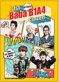 B1A4 コンサート'AMAZING STORE'