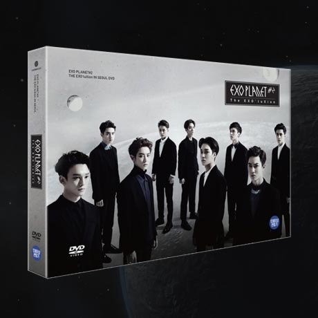 EXO(エクソ)ソウル単独コンサート