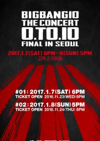 BIGBANG10 THE CONCERT : 0.TO.10 FINAL IN SEOUL
