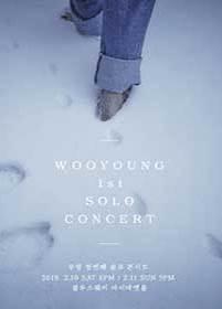 2PMウヨン 1st Solo concert