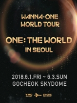 Wanna One World Tour 「ONE : THE WORLD」in Seoul
