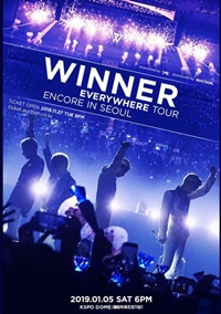 2019WINNER EVERYWHERE TOUR ENCORE IN SEOUL