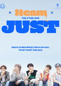 2019 1TEAM THE 1st FAN-CON 「JUST」