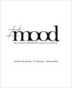 BoA LIVE TOUR 2019 – #mood in SEOUL