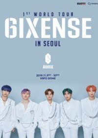 AB6IX 1ST WORLD TOUR 「6IXENSE」IN SEOUL