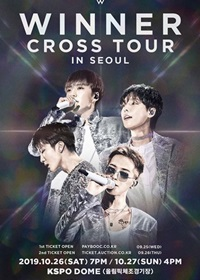 WINNER 「CROSS]」TOUR IN SEOUL
