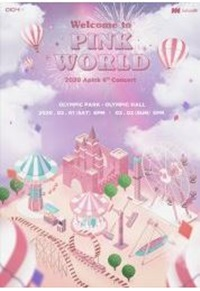 2020 Apink 6th Concert「Welcome to PINK WORLD」