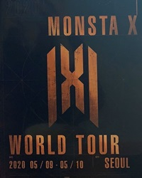 2020 MONSTA X WORLD TOUR IN SEOUL